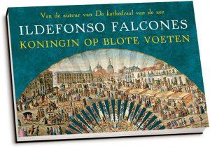 Ildefonso Falcones - Koningin op blote voeten (dwarsligger)