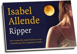 Isabel Allende - Ripper (dwarsligger)