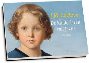 J.M. Coetzee - De kinderjaren van Jezus (dwarsligger)
