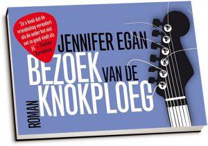 Jennifer Egan - Bezoek van de knokploeg (dwarsligger)