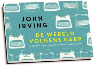 John Irving - De wereld volgens Garp (dwarsligger)