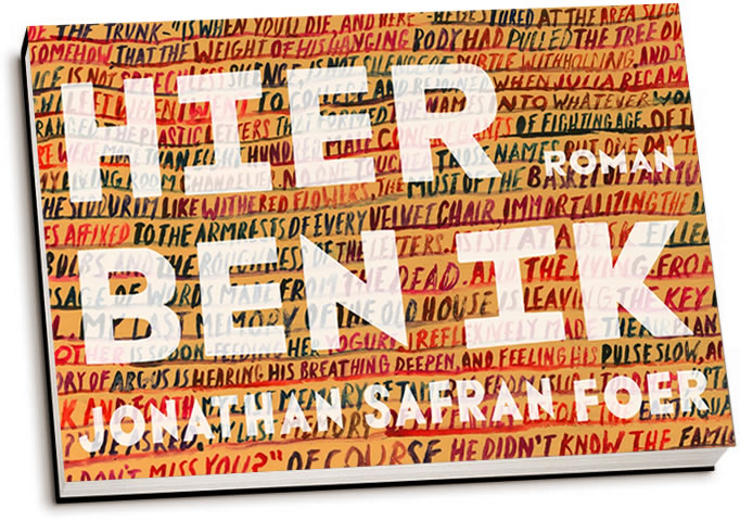 Jonathan Safran Foer – Hier ben ik | Thaumas Dwarsliggers