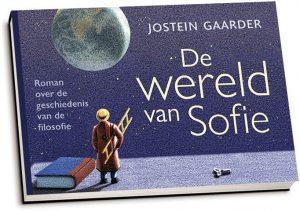 Jostein Gaarder - De wereld van Sofie (dwarsligger)