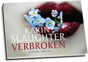 Karin Slaughter - Verbroken (dwarsligger)