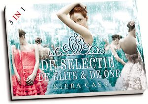 Kiera Cass - De selectie & De elite & De one (dwarsligger)