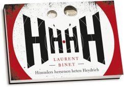 Laurent Binet - HhhH, Himmlers hersenen heten Heydrich (dwarsligger)