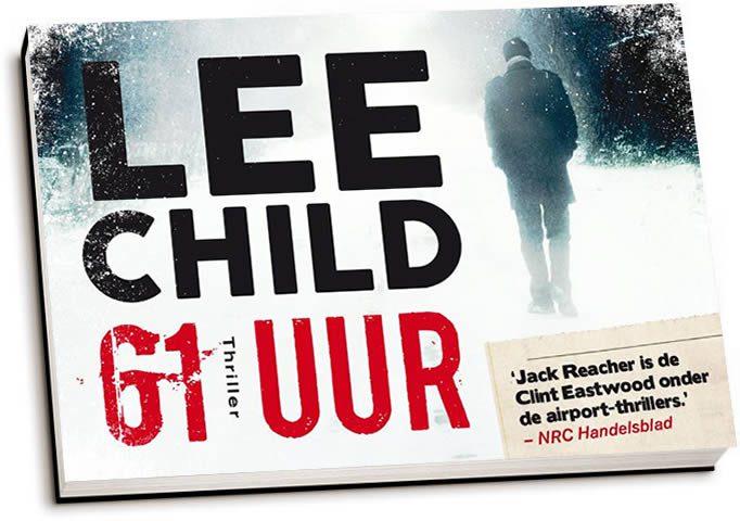 Lee Child - 61 uur (dwarsligger)