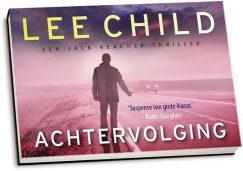 Lee Child - Achtervolging (dwarsligger)