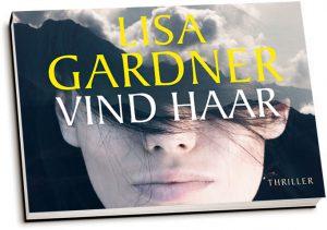 Lisa Gardner - Vind haar (dwarsligger)
