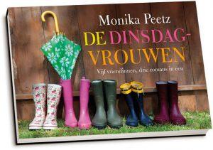 Monika Peetz - De dinsdagvrouwen / 3 romans in 1 (dwarsligger)