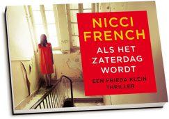 Nicci French - Als het zaterdag wordt (dwarsligger)