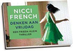 Nicci French - Denken aan vrijdag (dwarsligger)