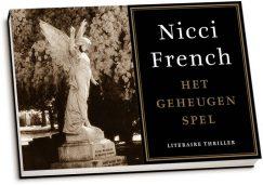 Nicci French - Het geheugenspel (dwarsligger)