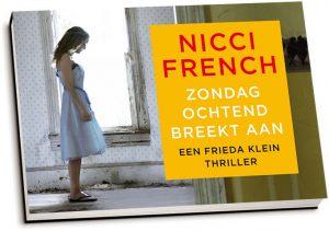 Nicci French - Zondagochtend breekt aan (dwarsligger)