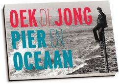 Oek de Jong - Pier en oceaan (dwarsligger)