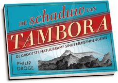 Philip Dröge - De schaduw van Tambora (dwarsligger)