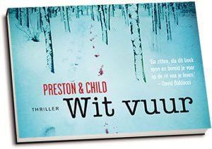 Preston & Child - Wit vuur (dwarsligger)