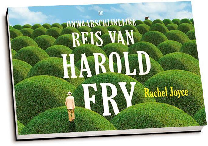 Rachel Joyce - De onwaarschijnlijke reis van Harold Fry (dwarsligger)