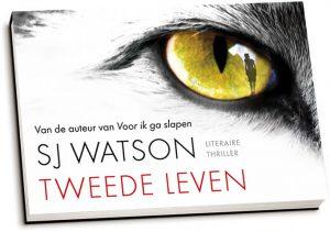 S.J. Watson - Tweede leven (dwarsligger)