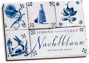 Simone van der Vlugt - Nachtblauw (dwarsligger)