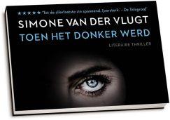 Simone van der Vlugt - Toen het donker werd (dwarsligger)