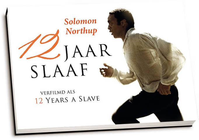 Solomon Northup - 12 jaar slaaf (dwarsligger)