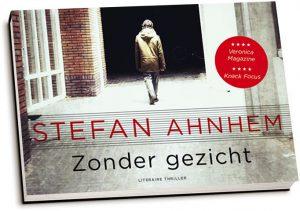 Stefan Ahnhem - Zonder gezicht (dwarsligger)