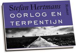 Stefan Hertmans - Oorlog en terpentijn (dwarsligger)