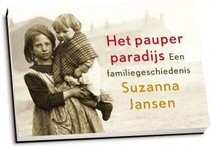 Suzanna Jansen - Het pauperparadijs (dwarsligger)