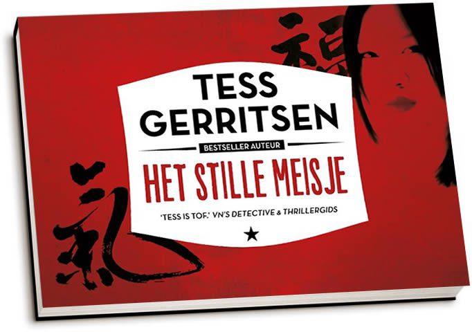Tess Gerritsen - Het stille meisje (dwarsligger)