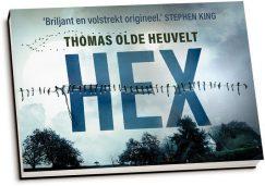 Thomas Olde Heuvelt - HEX (dwarsligger)