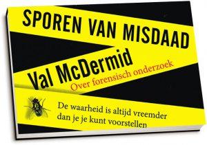 Val McDermid - Sporen van misdaad (dwarsligger)