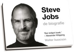 Walter Isaacson - Steve Jobs, de biografie (dwarsligger)