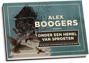 Alex Boogers - Onder een hemel van sproeten (dwarsligger)
