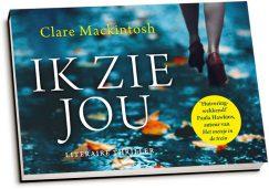 Clare Mackintosh - Ik zie jou (dwarsligger)