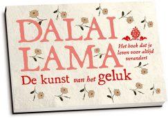 Dalai Lama - De kunst van het geluk (dwarsligger)