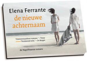 Elena Ferrante - De nieuwe achternaam (dwarsligger)