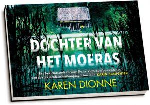 Karen Dionne - Dochter van het moeras (dwarsligger)