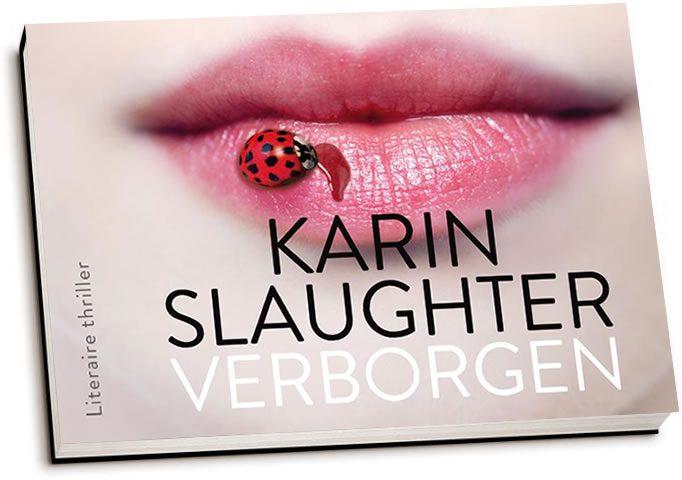 Karin Slaughter - Verborgen (dwarsligger)