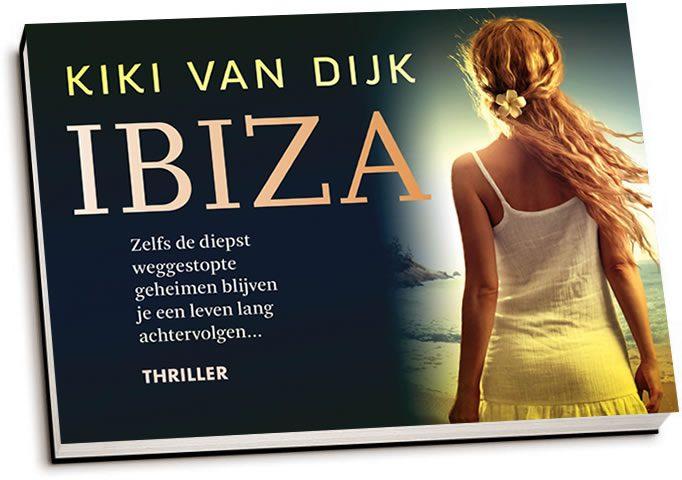 Kiki van Dijk - Ibiza (dwarsligger)