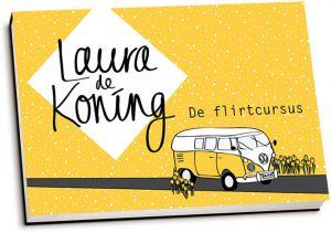 Laura de Koning - De flirtcursus (dwarsligger)