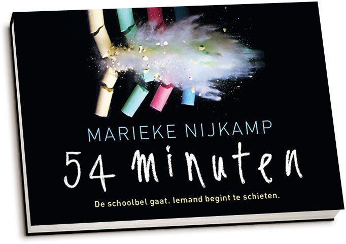 Marieke Nijkamp - 54 minuten (dwarsligger)