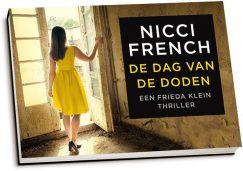 Nicci French - De dag van de doden (dwarsligger)
