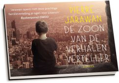 Pierre Jarawan - De zoon van de verhalenverteller (dwarsligger)