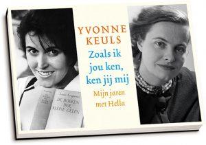 Yvonne Keuls - Zoals ik jou ken, ken jij mij (dwarsligger)