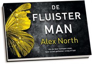 Alex North - De Fluisterman (dwarsligger)