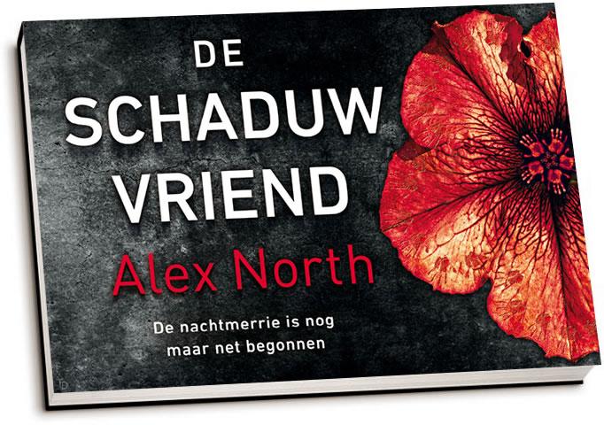 Alex North - De schaduwvriend (dwarsligger)