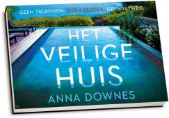 Anna Downes - Het veilige huis (dwarsligger)