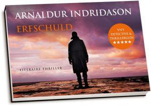 Arnaldur Indriðason - Erfschuld (dwarsligger)