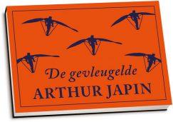 Arthur Japin - De gevleugelde (dwarsligger)